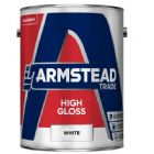 Armstead Trade High Gloss White 5 Litres